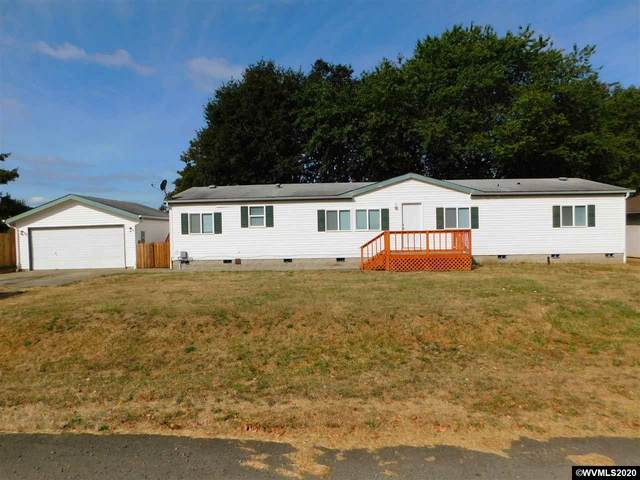1110 32nd Ct, Sweet Home, OR 97386 (MLS #768257) :: Coho Realty
