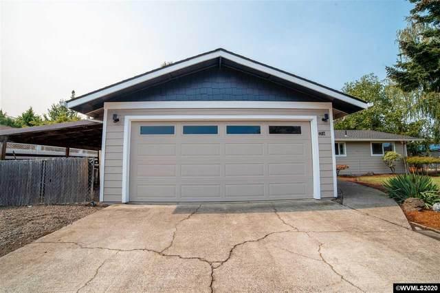 4487 Birch Av N, Keizer, OR 97303 (MLS #769619) :: Song Real Estate