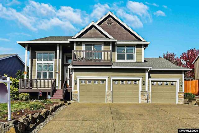 2223 Banyonwood Av NW, Salem, OR 97304 (MLS #769955) :: Song Real Estate