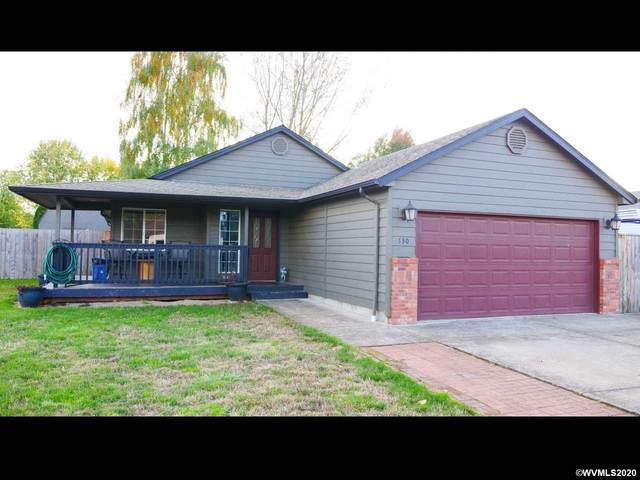 130 Fields Ct, Brownsville, OR 97327 (MLS #770145) :: Song Real Estate