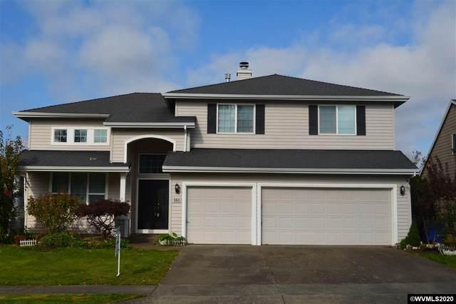 563 Ironwood Terrace, Woodburn, OR 97071 (MLS #770509) :: The Beem Team LLC