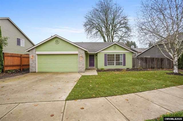 205 Pioneer Dr, Silverton, OR 97381 (MLS #771289) :: Song Real Estate