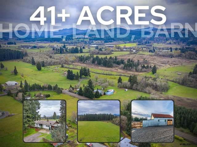 40346 Mcdowell Creek Dr, Lebanon, OR 97355 (MLS #771465) :: Premiere Property Group LLC