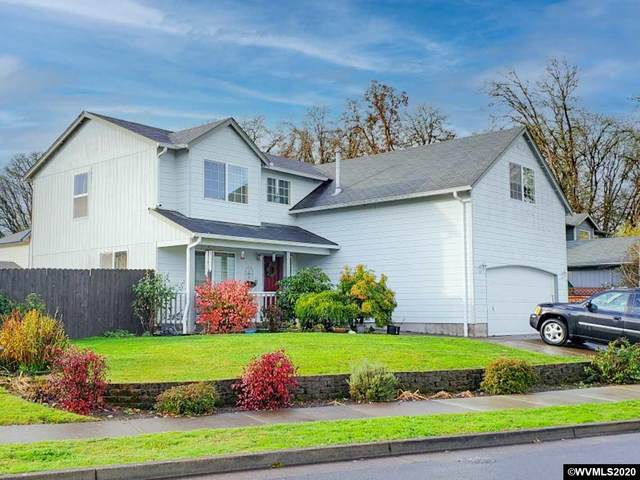 1520 Campbell Ct SW, Albany, OR 97321 (MLS #771802) :: Sue Long Realty Group