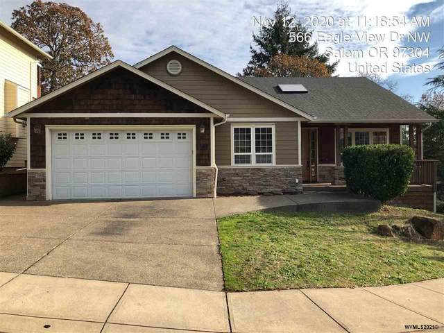 566 Eagle View Dr NW, Salem, OR 97304 (MLS #772640) :: Premiere Property Group LLC