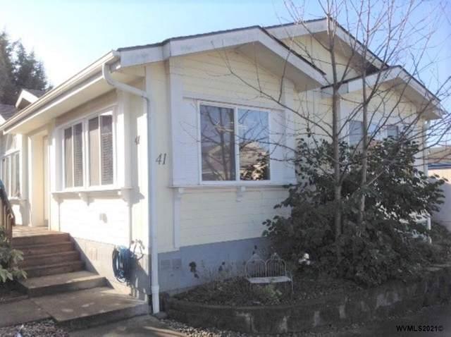 2155 Robins (#41) SE #41, Salem, OR 97306 (MLS #772714) :: Sue Long Realty Group