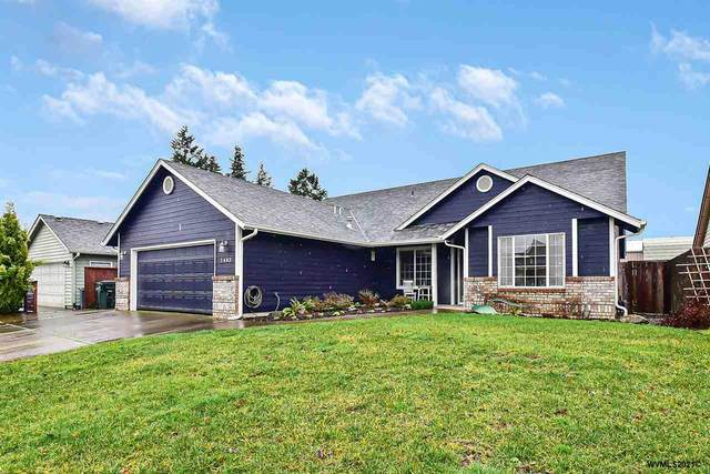 7483 Shadowwood St NE, Keizer, OR 97303 (MLS #772843) :: Song Real Estate