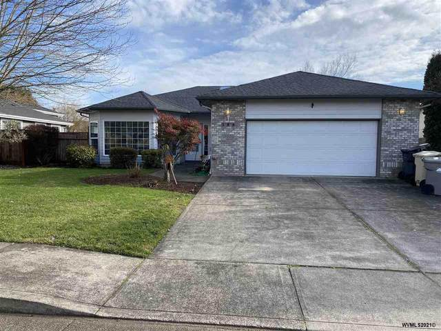 184 SW Oregon Trail Dr, Dallas, OR 97338 (MLS #773000) :: Coho Realty