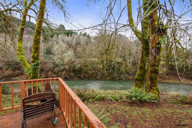 418 E Yates Rd, Alsea, OR 97324 (MLS #773091) :: Premiere Property Group LLC