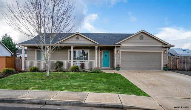 978 Highberger Lp, Aumsville, OR 97325 (MLS #773102) :: Sue Long Realty Group