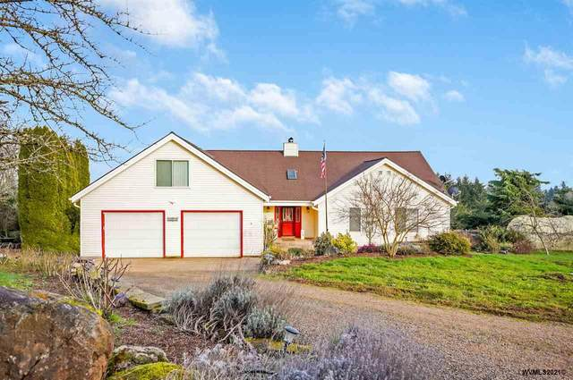 16979 SE Walnut Hill Rd, Amity, OR 97101 (MLS #773155) :: Sue Long Realty Group