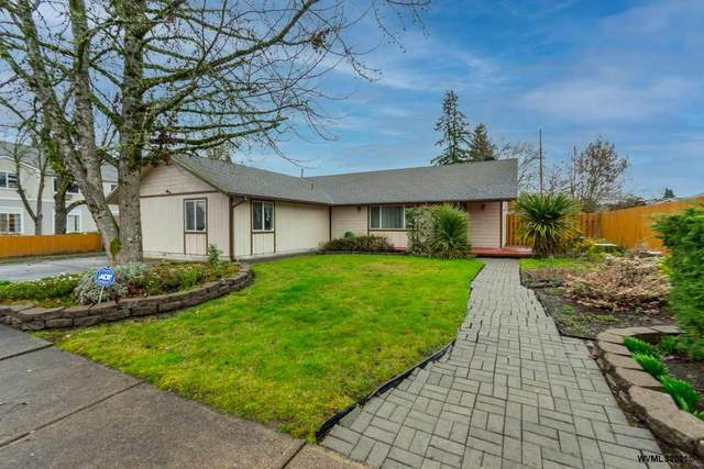 720 W Maple St, Lebanon, OR 97355 (MLS #774268) :: Sue Long Realty Group