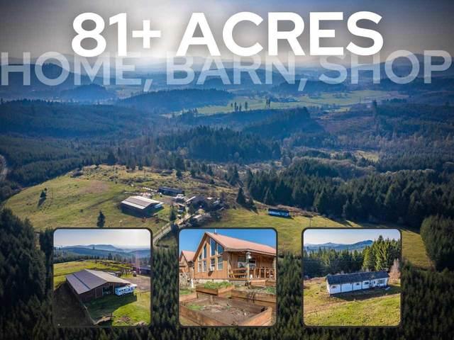 31660 Berlin Ridge Rd, Lebanon, OR 91355 (MLS #774311) :: Premiere Property Group LLC
