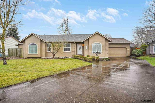 1525 Hummingbird Ln, Stayton, OR 97383 (MLS #774353) :: The Beem Team LLC