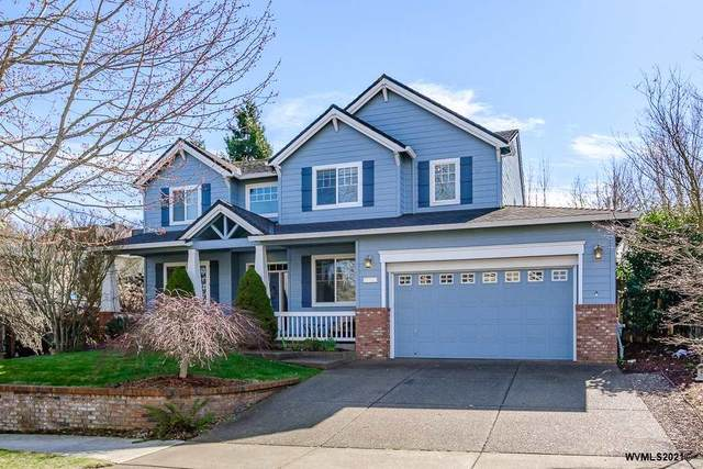 5920 SW Quietcreek Dr, Corvallis, OR 97333 (MLS #774389) :: Sue Long Realty Group
