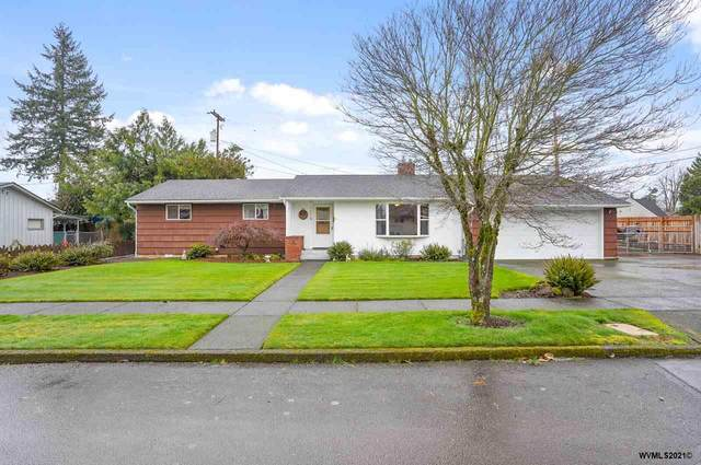 1078 N Douglas Av, Stayton, OR 97383 (MLS #774442) :: The Beem Team LLC