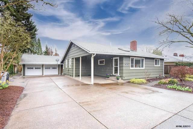 3610 SW Oetjen Av, Corvallis, OR 97333 (MLS #774846) :: Premiere Property Group LLC