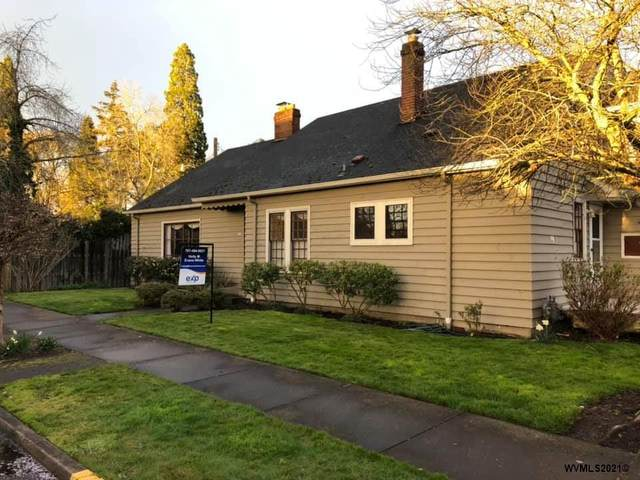 899 Calapooia St SW, Albany, OR 97321 (MLS #774888) :: Song Real Estate