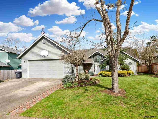 408 Lone Oaks Lp, Silverton, OR 97381 (MLS #774997) :: Kish Realty Group