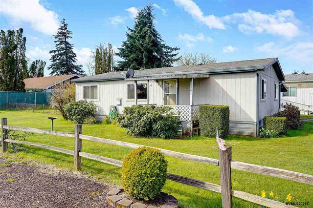 205 N Evergreen, Aumsville, OR 97325 (MLS #775021) :: Sue Long Realty Group