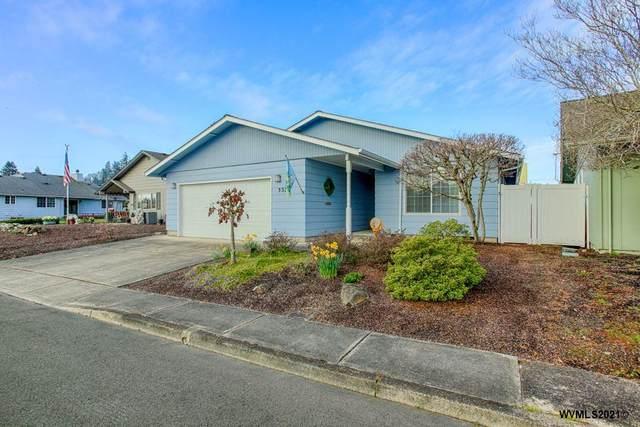 3379 Oakcrest Dr NW, Salem, OR 97304 (MLS #775310) :: Song Real Estate