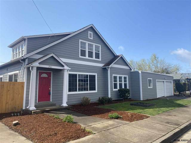 201 Williams St, Independence, OR 97351 (MLS #775353) :: Song Real Estate