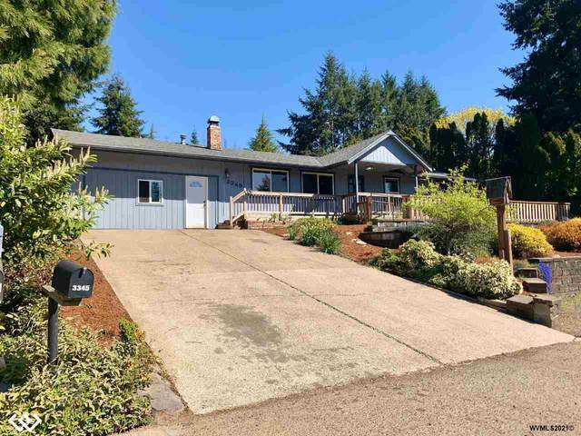 3345 Pineview Pl NW, Albany, OR 97321 (MLS #775383) :: Kish Realty Group