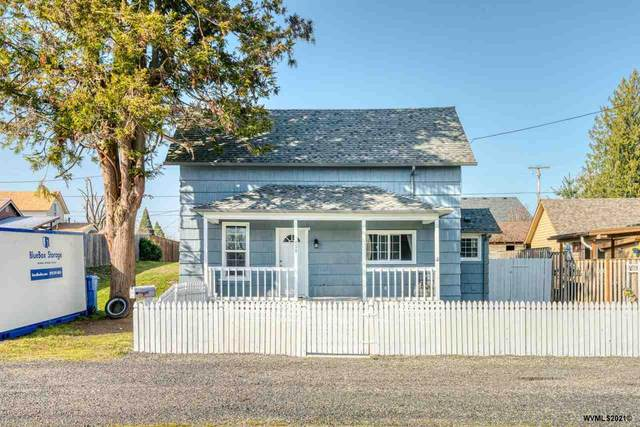 455 E Burnett St, Stayton, OR 97383 (MLS #775491) :: The Beem Team LLC