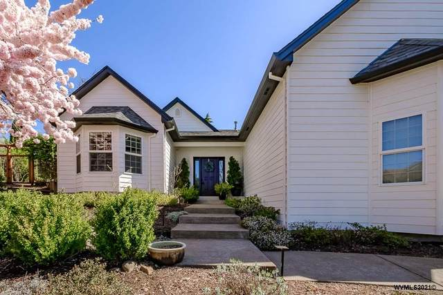 4401 NW Boxwood Dr, Corvallis, OR 97330 (MLS #775597) :: RE/MAX Integrity