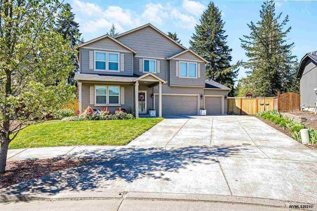 2638 Kingston Wy NW, Albany, OR 97321 (MLS #775623) :: The Beem Team LLC