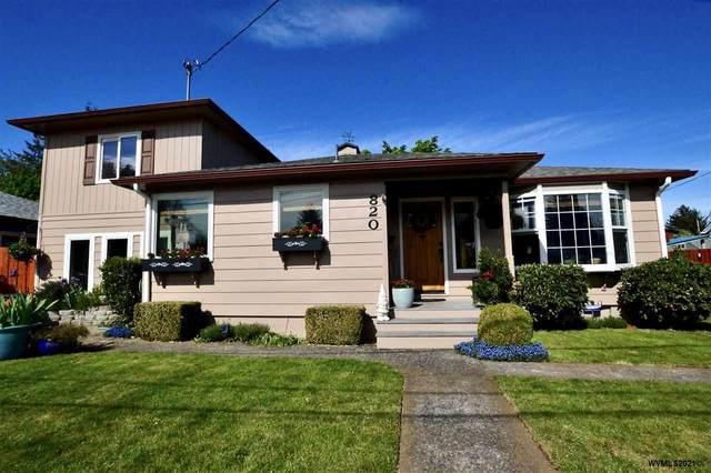 820 8th Av, Sweet Home, OR 97386 (MLS #776071) :: Premiere Property Group LLC
