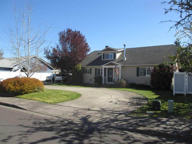 634 Shannon Ct NE, Keizer, OR 97303 (MLS #776186) :: Kish Realty Group