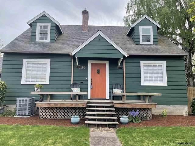 1190 Spruce St NE, Salem, OR 97301 (MLS #776559) :: RE/MAX Integrity