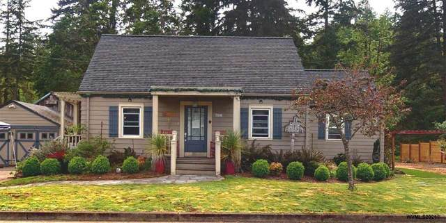 706 Hicks St, Silverton, OR 97381 (MLS #777177) :: Premiere Property Group LLC