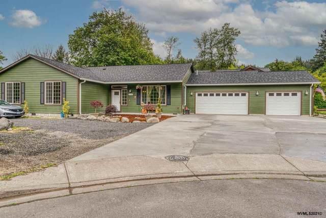 236 Santiam Pointe Lp NE, Mill City, OR 97360 (MLS #777373) :: Song Real Estate