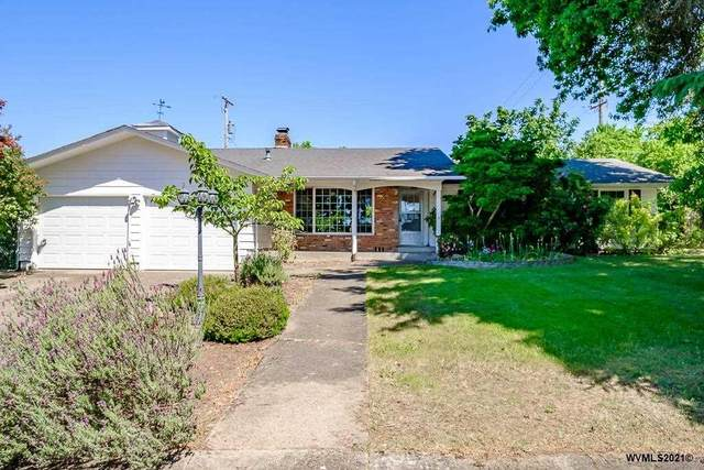 1609 Broadway St NW, Albany, OR 97321 (MLS #777668) :: Song Real Estate