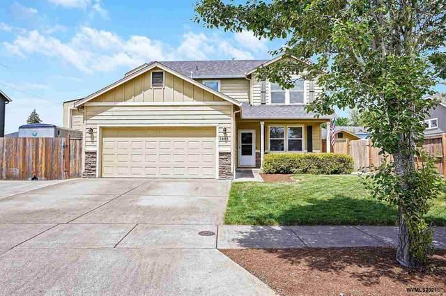 3895 Creekside Dr NE, Albany, OR 97322 (MLS #777831) :: Song Real Estate