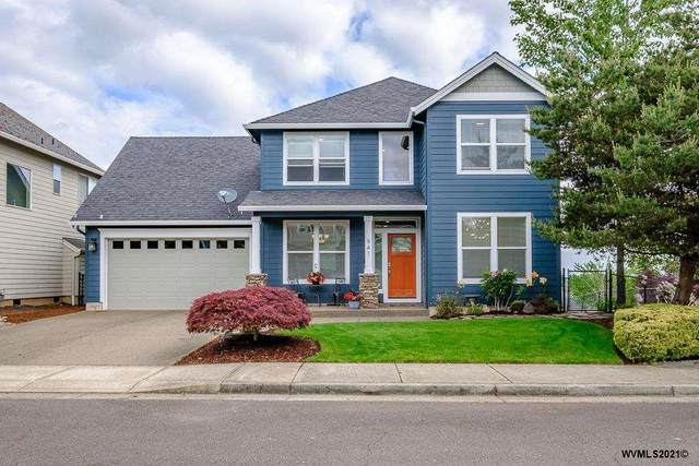 941 Dalke Ridge Ct NW, Salem, OR 97304 (MLS #777835) :: Song Real Estate