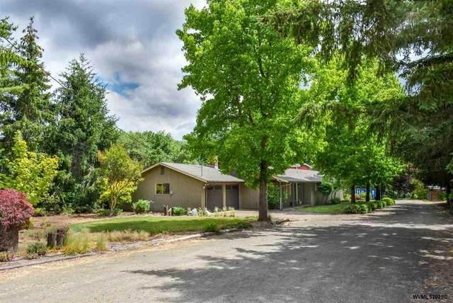 465 NW Lewisburg Av, Corvallis, OR 97330 (MLS #777971) :: Sue Long Realty Group