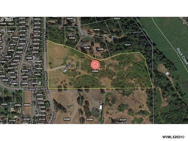 22900 SW Murdock Rd, Sherwood, OR 97140 (MLS #778214) :: The Beem Team LLC