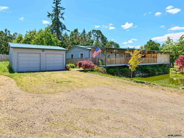 11442 S Hillcrest Ct, Molalla, OR 97038 (MLS #778296) :: Song Real Estate