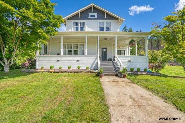 363 NE Birch St, Mill City, OR 97360 (MLS #778297) :: RE/MAX Integrity