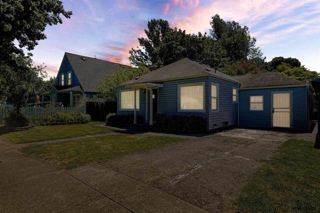 1014 Main St, Philomath, OR 97370 (MLS #778577) :: Sue Long Realty Group