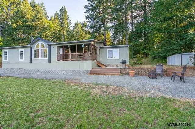 43188 Rodgers Mountain Lp, Scio, OR 97374 (MLS #778830) :: Premiere Property Group LLC