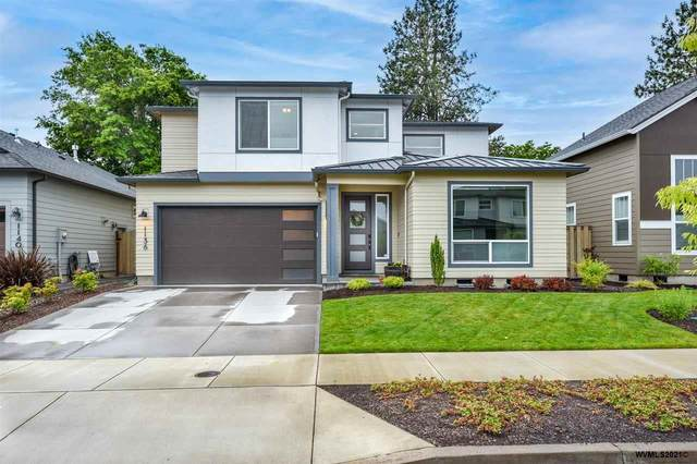1136 SW Sylvia St, Corvallis, OR 97333 (MLS #779068) :: Sue Long Realty Group