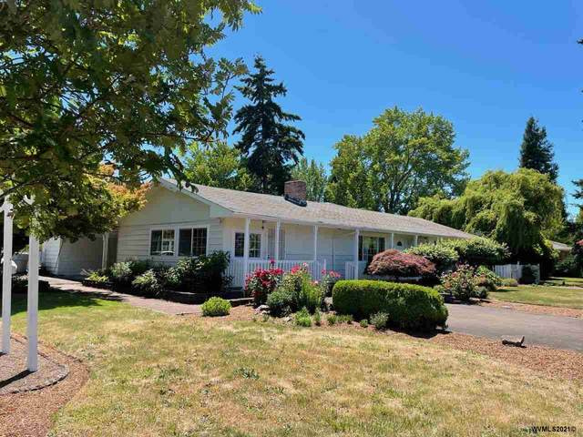 4900 SW Country Club Dr, Corvallis, OR 97333 (MLS #779211) :: Kish Realty Group