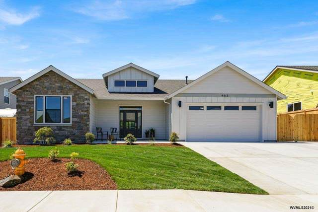463 NW Crater Lake Dr, Dallas, OR 97378 (MLS #779786) :: Premiere Property Group LLC