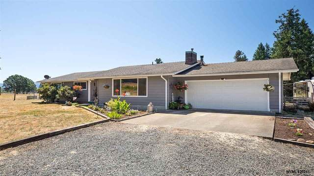 25811 Old Holley Rd, Sweet Home, OR 97386 (MLS #780428) :: Coho Realty