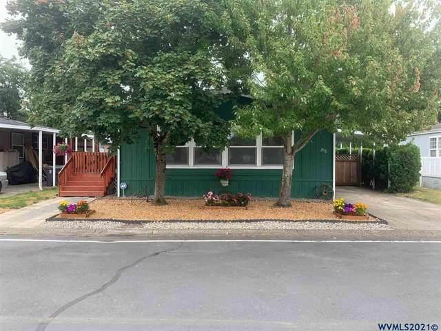316 Aspen, Aumsville, OR 97325 (MLS #781030) :: Premiere Property Group LLC