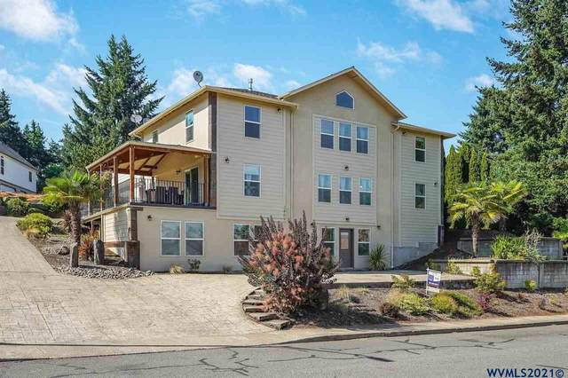 2409 SW Maplewood Dr, Dallas, OR 97338 (MLS #781139) :: Coho Realty